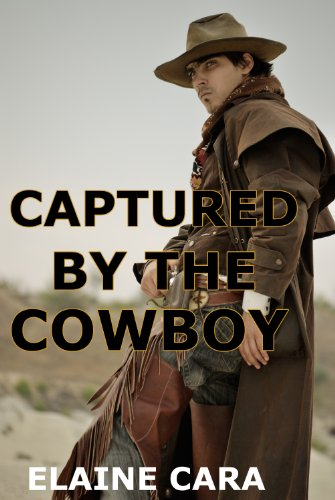 Captured by the Cowboy (Gay Werewolf Erotica)