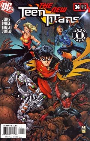Download Teen Titans #34 ebook