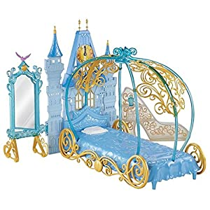 Disney Princess Cinderellau0027s Dream Bedroom