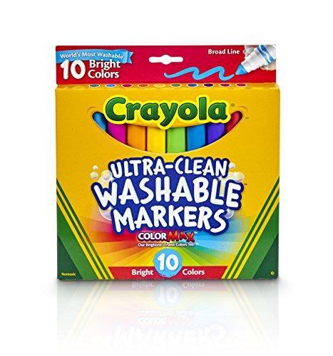 roadline Bright Markers (10 Count) ()