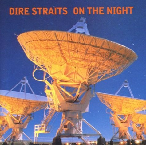 CD : Dire Straits - On the Night - Live (CD)