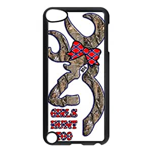 Browning Design Durable Rubber TPU Back Back Case FOR Ipod Touch 5 TPUKO-Q787027