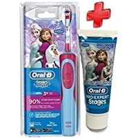 Kit completo de dientes Oral B-Brosse Stages Power