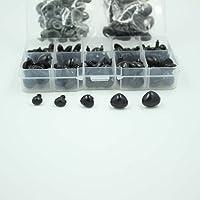 Narices de seguridad para peluches, 100 piezas