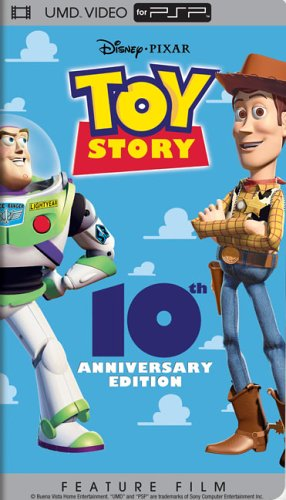 Toy Story - 10th Anniversary Edition [UMD for PSP] - Psp Movie Toy Story