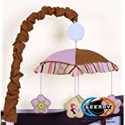 GEENNY Musical Mobile, Boutique Monkey