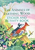 img - for The Animals of Farthing Wood: Sticker Book (Red Fox picture books) book / textbook / text book
