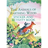 The Animals of Farthing Wood: Sticker Book (Red Fox picture books)