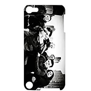 Ipod Touch 5th Generation Case Rammstein German H?Rte Band 3D Hipster Back Protector Phone Case