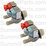 2PK - 2 WAY, 220V INLET VALVE FOR WASCOMAT WASHERS - 823504N,...