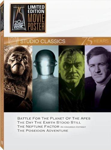 Classic Quad Set 18 (Battle for the Planet