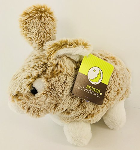 Animal Adventure Soft and Cuddly Easter Bunny Rabbit Brown 10