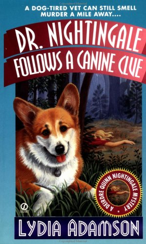 Dr. Nightingale Follows a Canine Clue (Dr. Nightingale Mystery)
