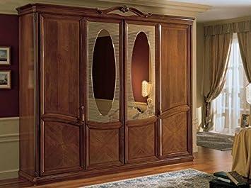 árbol de - Armario 4 puertas con espejos milrayas, Color ...