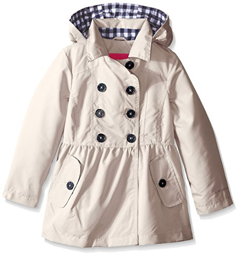london-fog-big-girls-brushed-poly-trench-coat-khaki-10-12