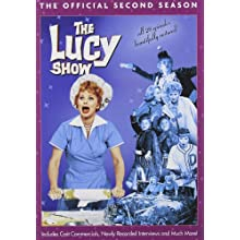 The Lucy Show: The Official Second Season (2018)