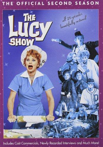 lucy show season 1 - 4