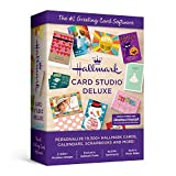 Software : Hallmark Card Studio Deluxe-- New Version