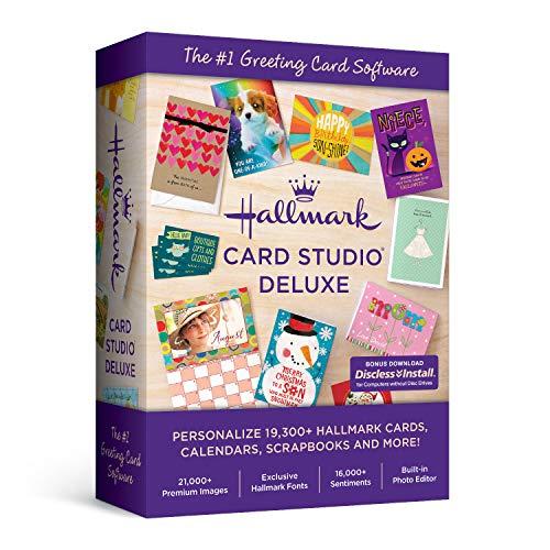 Hallmark Card Studio Deluxe– New Version