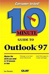 10 Minute Guide to Outlook 97