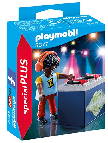 PLAYMOBIL DJ with Headphones Figure