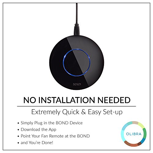 Bond Smart Home Automation Make Your Old Ceiling Fan