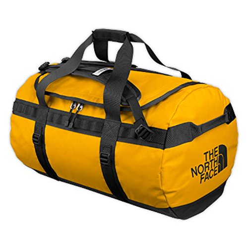 The North Face Base Camp Duffel Summit Gold/TNF Black X-Larg