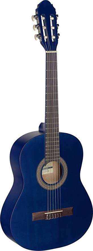 Stagg C430 M Nat C430 – Guitarra clásica (Tamaño 3/4, color ...