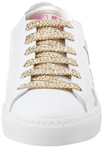 DAcquasparta Damen Matilde Sneaker Oro (P D200)