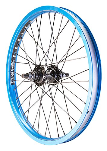 Eastern Bikes BMX Eastern Throttle OEM Back Wheel, (Eastern Rim)
