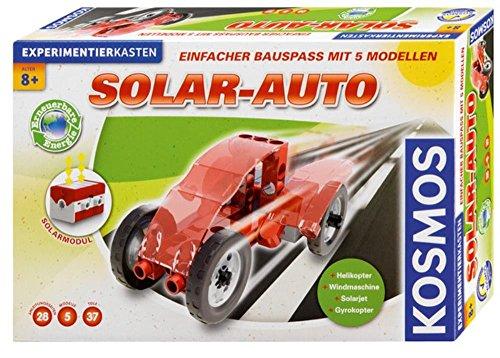 Franckh Kosmos Verlag KOSMOS Solar-Auto