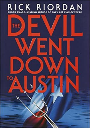book cover of The Devil Went Down to Austin