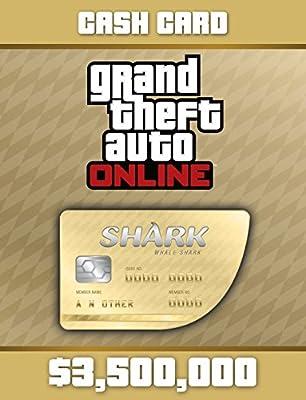 Grand Theft Auto V Cash Cards