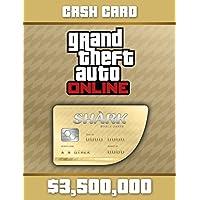 Grand Theft Auto V:  Whale Shark Cash Card - PS4 [Digital...