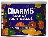 Charms Sour Balls, 12 oz