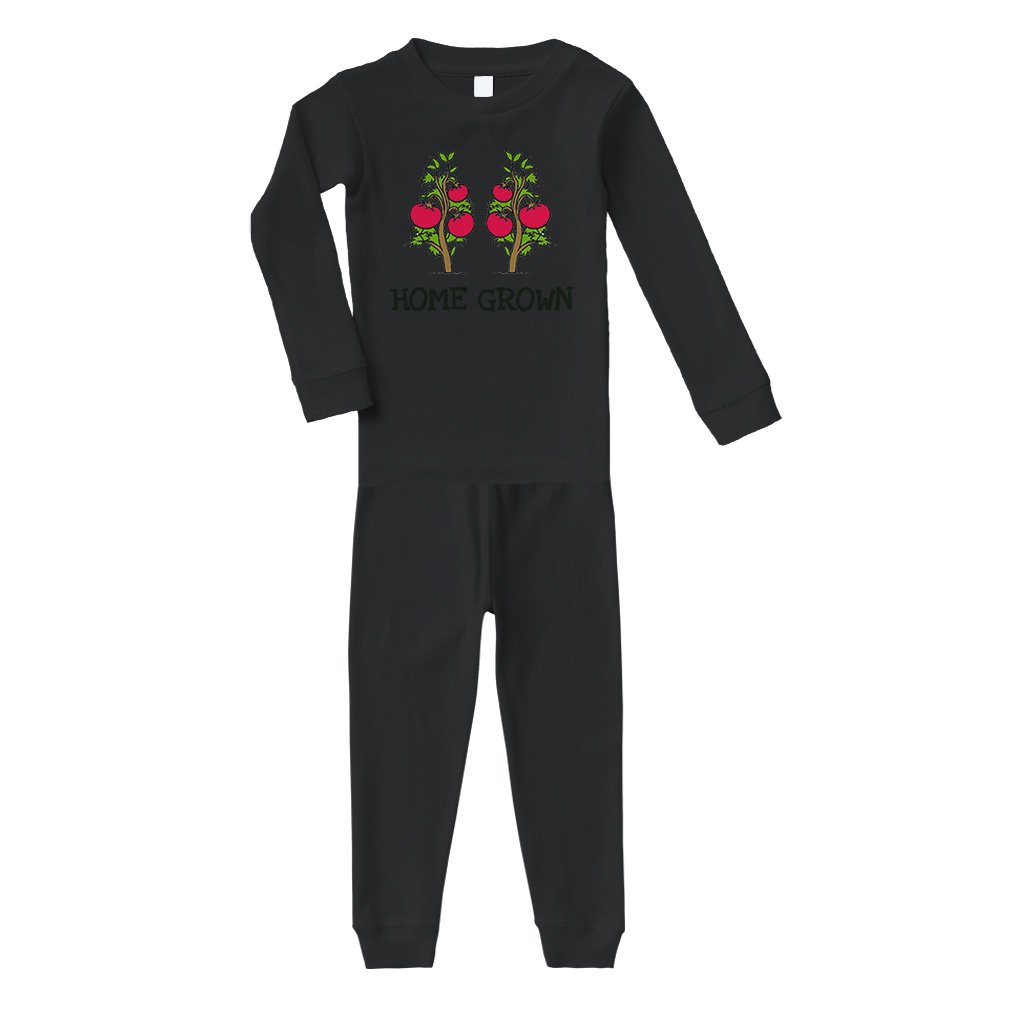 Red Tomatoes Home Grown Infant Toddler Baby Cotton Bodysuit One Piece
