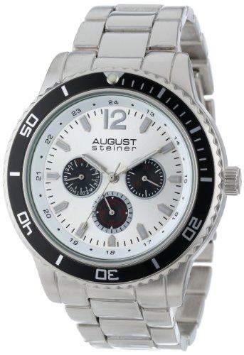 August Steiner AS8059SS Silver