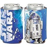 Star Wars R2-D2 1-Pack 12 oz. 2-Sided Foldable Neoprene Can Cooler