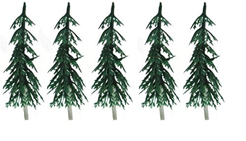 (Oasis Supply Evergreen Tree Cake Decorating Pick, 3-Inch)