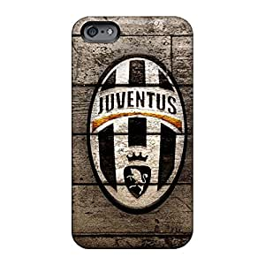 Colorful cell phone carrying cases Durable Iphone Cases Proof iphone 6plus 6p - juventus fc soccer best soccer players