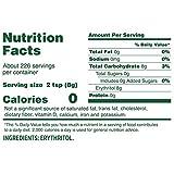 Whole Earth Sweetener Co. Zero Calorie PlantBased