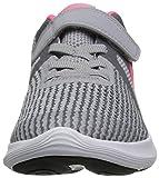 Nike Girls' Revolution 4 (PSV) Running Shoe, Wolf