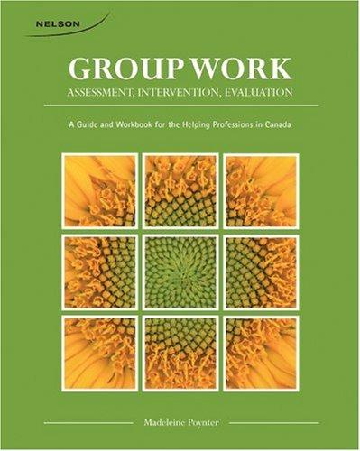 CDN ED Group Work: Assessment, Intervention, Evaluation
