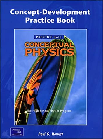 Conceptual Physics Concept Development Practice