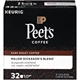 Peet's Coffee Major Dickason's Blend Dark Roast...