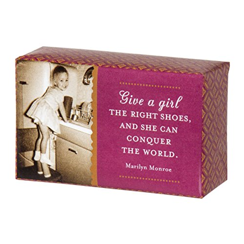 Shannon Martin Design Bar Soap, The Right Shoes