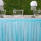Anderson's Dark Blue Gossamer Wedding Decorating