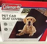 Coleman Pet Car Seat Cover