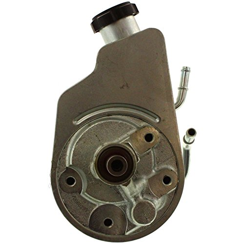 Power Steering Pump compatible with Chevrolet C/K Full Size Pickup 96-02 / GMC Yukon XL 2500 00-13 Includes - Pickup Reservoir Power Steering