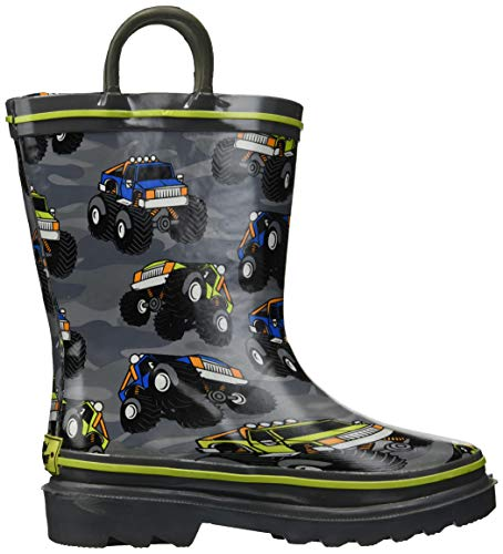 Pictures of Western Chief Boys' Waterproof Printed Rain Boot 2410904P 3